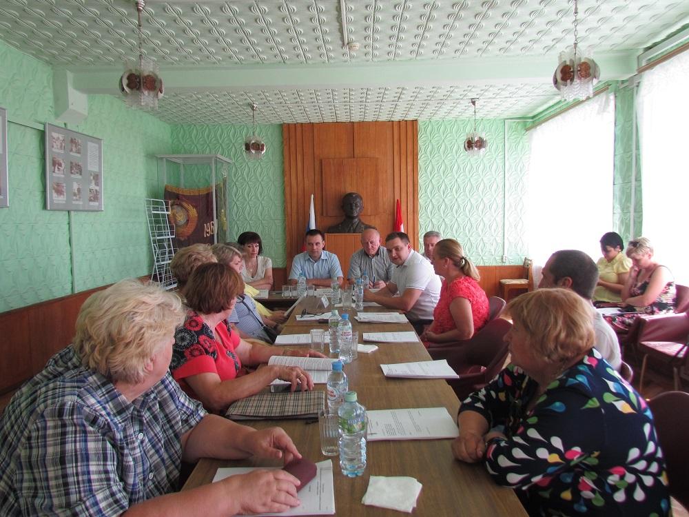 В Гагаринском районе прошли выборы Глав сельских поселений